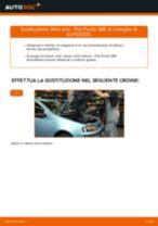 Come cambiare filtro aria su Fiat Punto 188 benzina - Guida alla sostituzione