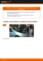 Odporúčania od automechanikov k výmene FIAT Fiat Punto 188 1.2 16V 80 Kabínový filter