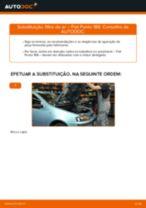 Manual de solução de problemas do FIAT PUNTO