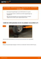 Wanneer Reparatiekit fuseekogel KIA SORENTO I (JC) veranderen: pdf tutorial