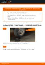 Mekanikerens anbefalinger om bytte av KIA KIA Sorento jc 2.4 Vindusviskere