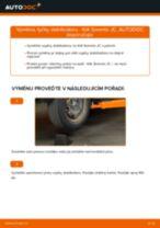 Jak vyměnit a regulovat Tyč stabilizátoru přední a zadní: zdarma průvodce pdf