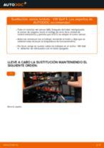 Cómo cambiar: sonda lambda - VW Golf 4 | Guía de sustitución