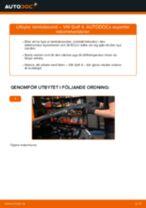 Byta lambdasond på VW Golf 4 – utbytesguide