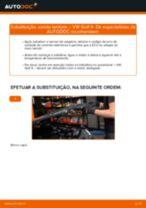 Manual de serviço VW GOLF