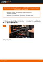 Jak wymienić cewkę zapłonową w VW Golf 4 - poradnik naprawy
