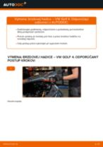 PEUGEOT Gumy stabilizátora vymeniť vlastnými rukami - online návody pdf