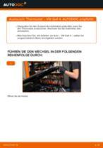 WAHLER 4083.83 für Golf IV Schrägheck (1J1) | PDF Handbuch zum Wechsel