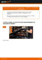 Cómo cambiar: termostato refrigerante - VW Golf 4 | Guía de sustitución