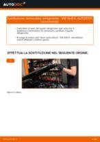 Cambio Freno a Tamburo posteriore e anteriore FORD Kuga Mk3: guida pdf