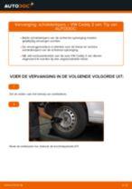 Ontdek hoe u VW Schokbrekers achter kunt oplossen