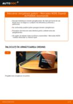 Como substituir Bucsa Bara Stabilizatoare MAZDA 818: ghid pdf
