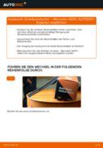 CHRYSLER CROSSFIRE Lagerung Radlagergehäuse wechseln Anleitung pdf