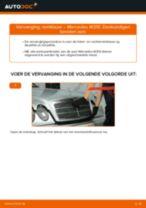 Hoe remklauw vooraan vervangen bij een Mercedes W210 – Leidraad voor bij het vervangen