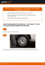 Cum se înlocuiesc și se ajustează Bieleta bara stabilizatoare null null: manual pdf