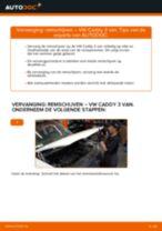 Schijfremmen vervangen VW CADDY: gratis pdf