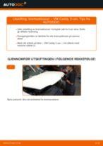 Hvordan bytte Dynamo Ford Grand C Max - guide online