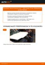 Instrukcja obsługi i naprawy VW CADDY