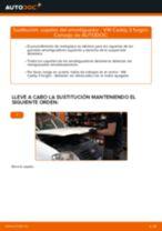 Guía de reparación paso a paso para VW AMAROK