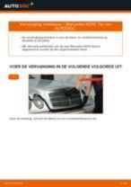 Handleiding voor Mercedes S211