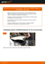 Jak wymienić tarcze hamulcowe tył w Mercedes W168 - poradnik naprawy