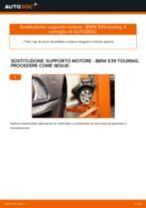 Libretto di istruzioni BMW Serie 5