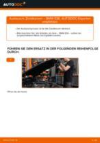Auswechseln Rippenriemen BMW 3 SERIES: PDF kostenlos