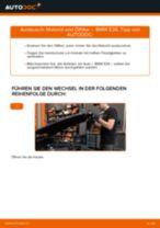 BMW Motorölfilter auto ersatz selber auswechseln - Online-Anleitung PDF