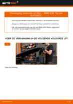 Oliefilter motor vervangen BMW 3 SERIES: gratis pdf