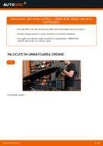 Înlocuire Filtru ulei BMW cu propriile mâini - online instrucțiuni pdf