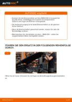 Wie BMW E36 Bremsscheiben vorne wechseln - Anleitung
