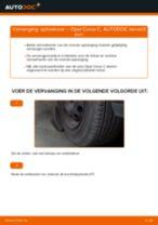 Hoe spiraalveer vooraan vervangen bij een Opel Corsa C benzine – vervangingshandleiding