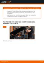 BMW Kühler Thermostat wechseln - Online-Handbuch PDF