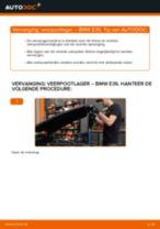 Steunlager veranderen: pdf handleidingen voor BMW 3 SERIES