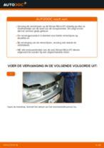 NISSAN - reparatie tutorial met illustraties