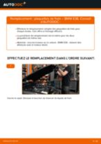 Changement Moyeu De Roue BMW 3 SERIES : manuel d'atelier