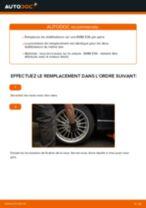 Changement Biellette De Barre Stabilisatrice BMW 3 SERIES : manuel d'atelier