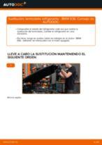 Cómo cambiar: termostato refrigerante - BMW E36 | Guía de sustitución