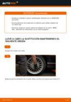 Cómo cambiar: bieletas de suspensión de la parte trasera - BMW E36 | Guía de sustitución