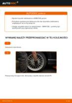 Jak wymienić łącznik stabilizatora tył w BMW E36 - poradnik naprawy