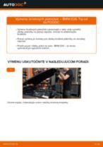 Výmena Axiálny Čap Tiahla Riadenia CITROËN C8: tutorial pdf