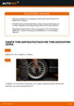 Πώς να αλλάξετε μπαρακι ζαμφορ πίσω σε BMW E36 - Οδηγίες αντικατάστασης