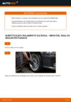 Quando mudar Bomba de travão BMW 3 (E36): pdf manual