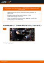 Jak wymienić amortyzator tył w BMW E36 - poradnik naprawy