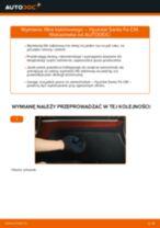 Instrukcja obsługi HYUNDAI online