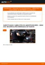 Substituição Rolamento amortecedor BMW 3 SERIES: pdf gratuito
