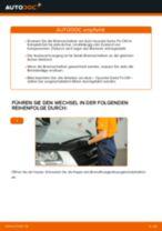 Wie Bremssteine hinten + vorne beim ALFA ROMEO MITO wechseln - Handbuch online