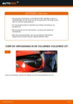Tips van monteurs voor het wisselen van MAZDA Mazda 3 Sedan 1.6 DI Turbo Remschijven