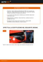 Cambiare Kit Revisione Pinze Freno MAZDA 3: manuale tecnico d'officina