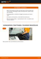 Mekanikerens anbefalinger om bytte av HYUNDAI Hyundai Santa Fe cm 2.2 CRDi GLS 4x4 Bremseskiver